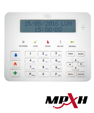TLCD-MPXH